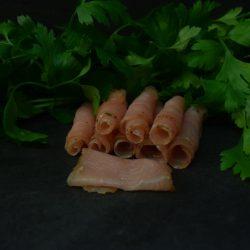 Schinken aus Geflügelfleisch