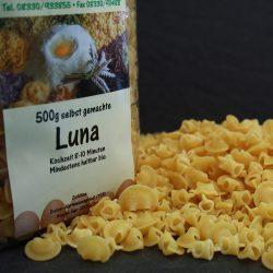 Kleine Luna Nudeln